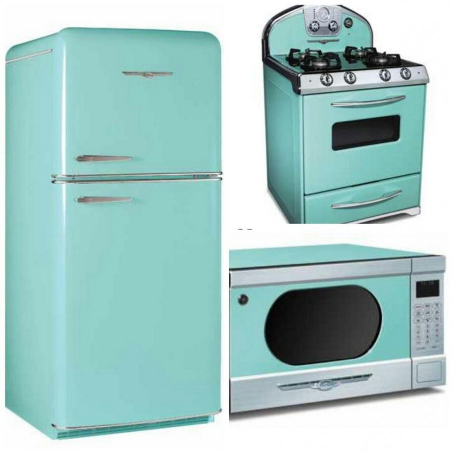 Retro appliances | REHABIT | Pinterest | Retro appliances, Retro and ...