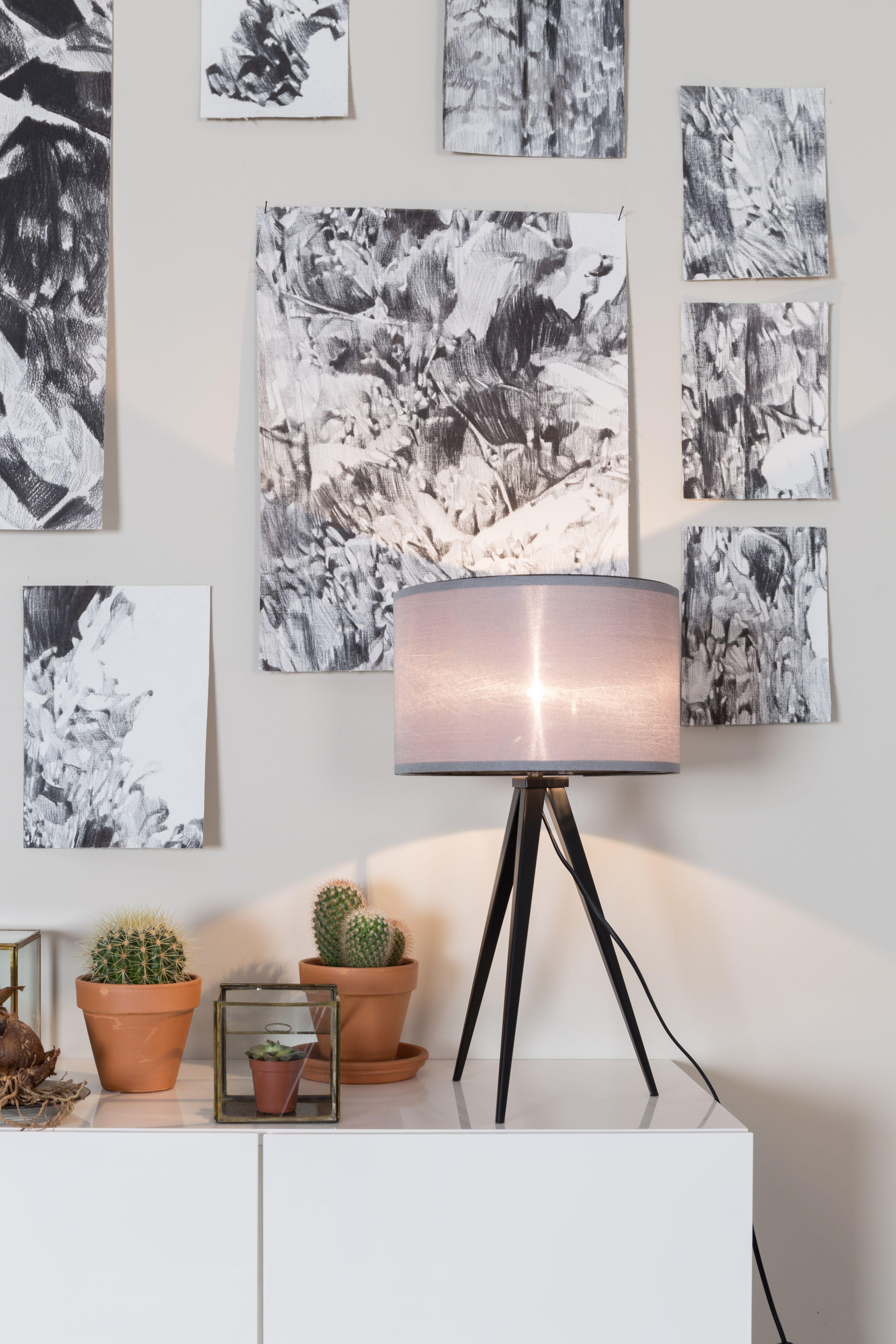 Tripod Table Lamp Zuiver Tripod Table Lamp Lamp Table Lamp Shades