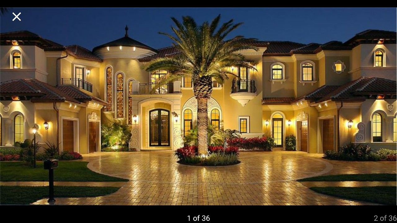 Pin By A On Home Exterior Design Mediterranean Homes Dream