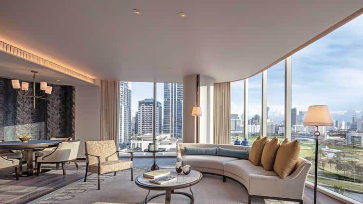 Waldorf Astoria Bangkok Hotel Thailand Astoria Suite