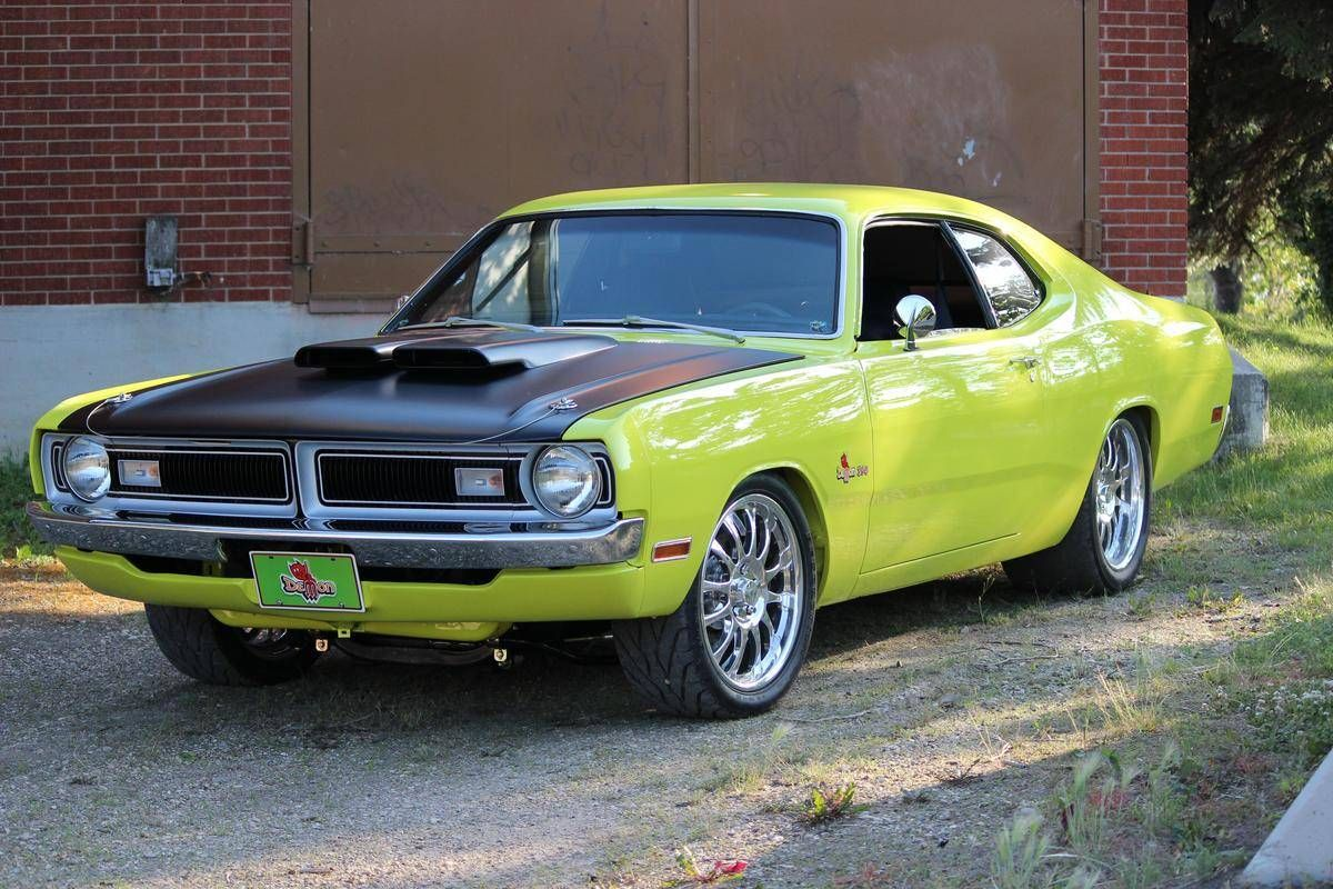 971 Dodge Demon | Demons,Dusters & Valiants | Pinterest | 1971 ...