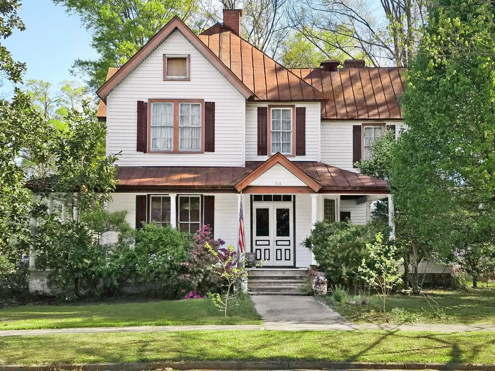 For Under 100K, One of These Charming Country Homes Can