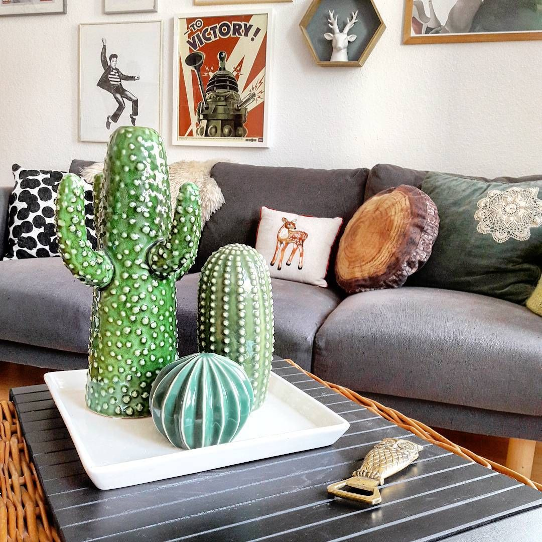 Mein Kleiner Kaktus Garten Die Gro E Vase Von Serax