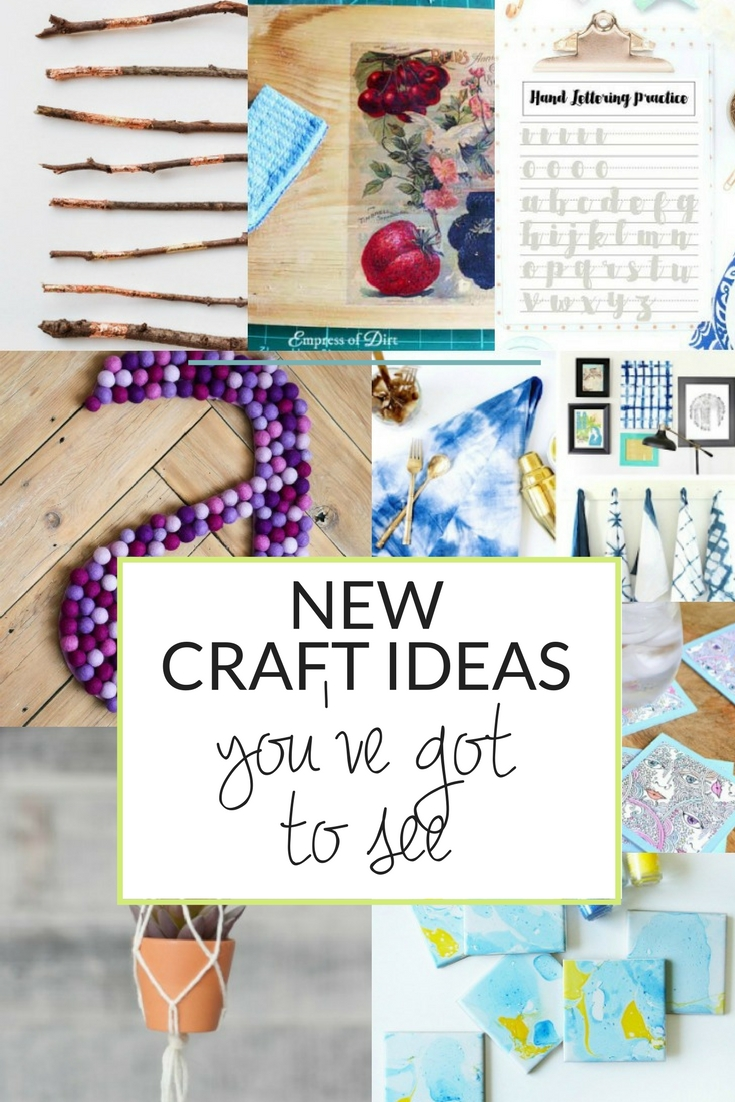 15 New Craft Ideas you NEED to Try in 2020 Trending