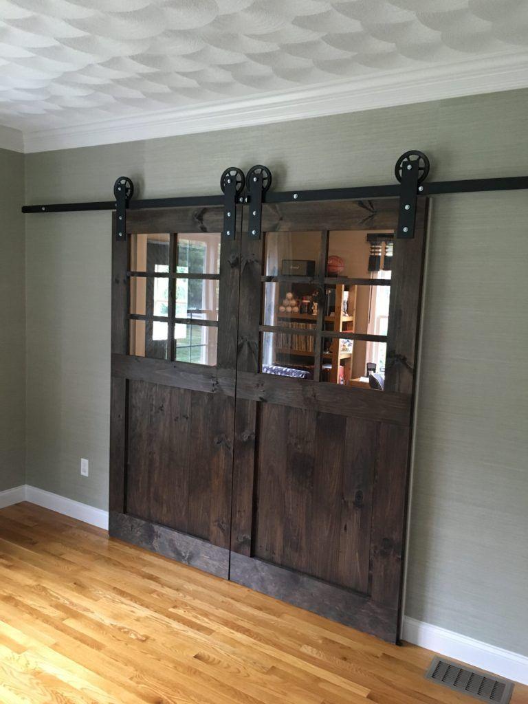 Portfolio » RusticRoo Designs | Rustic barn door, Barn ...