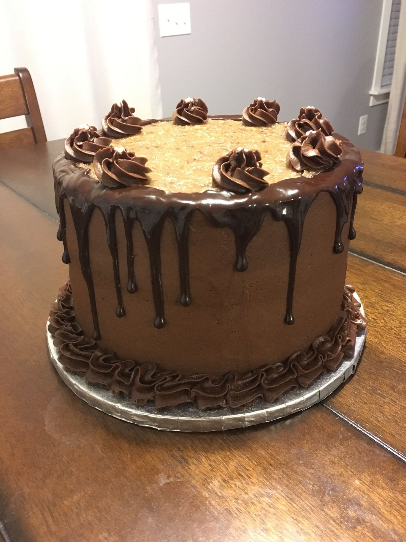german chocolate cake online delivery