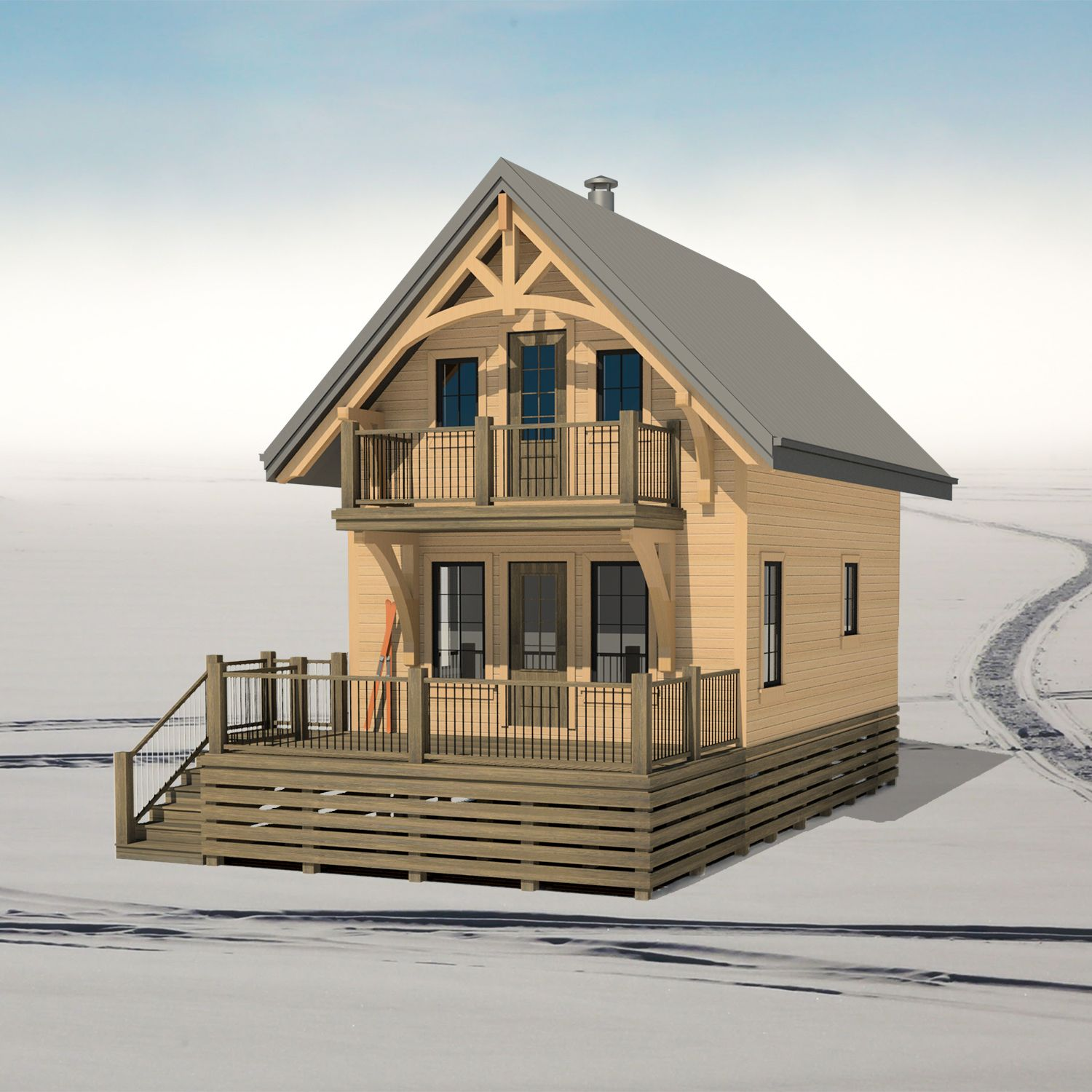 Tiny Home Designs: House Plans, Small House Plans, Tiny