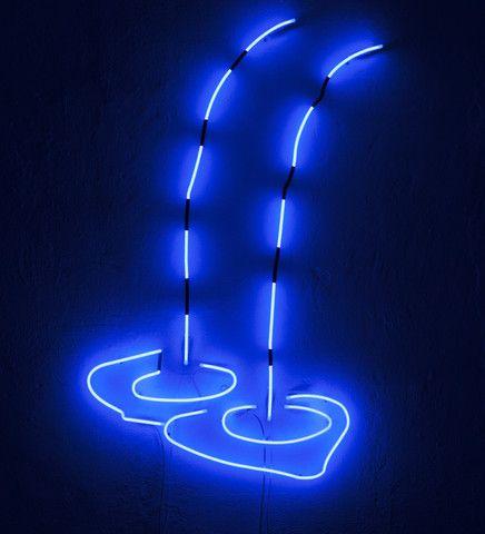 Waterworks | Hanna Stiegeler | Neoninstallation | sygns