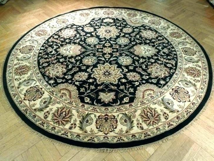 Inspirational 8 Ft Round Rug Ilrations Unique And 2 Foot Rugs Medium Size Of Hand Woven Cotton Decoration