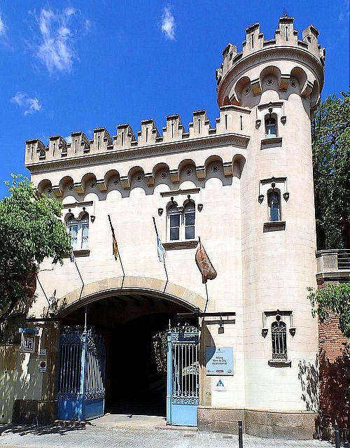 Barcelona Passeig Mare De Déu Del Coll 041 A Barcelona Architecture Barcelona Barcelona Travel