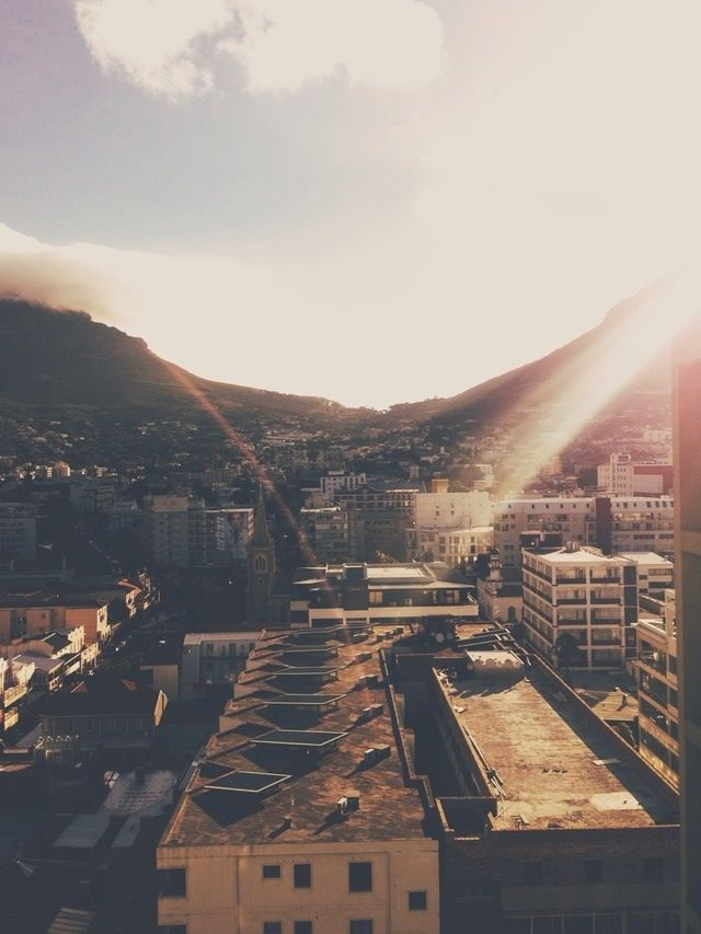 Cape Town, South Africa SHARE YOUR TRAVEL EXPERIENCE ON www.thetripmill.com! Be a #tripmiller!