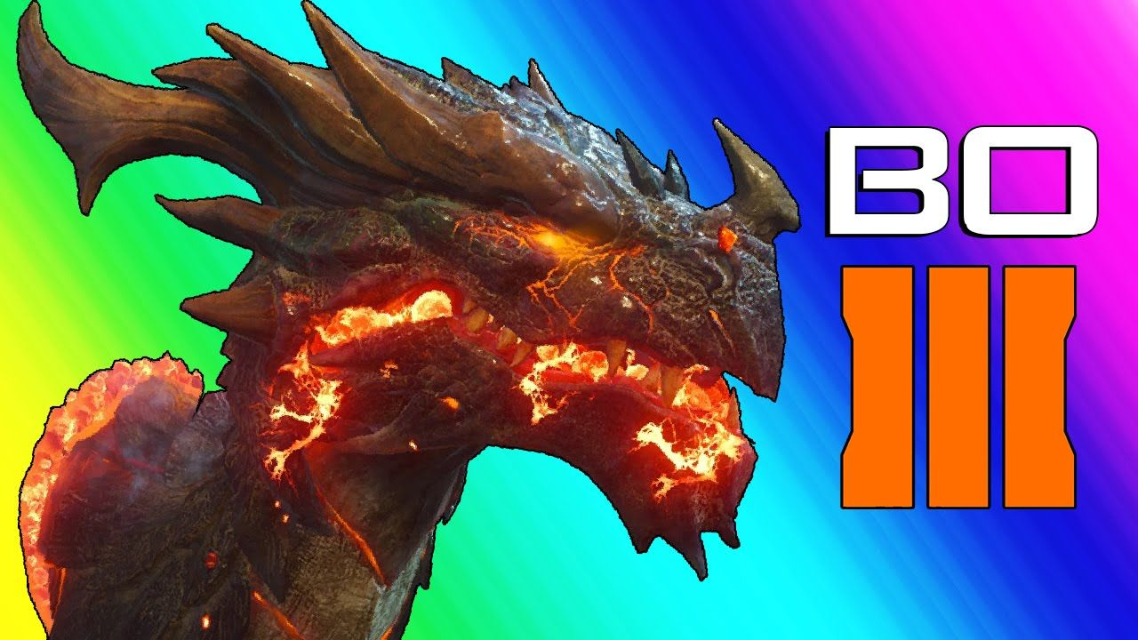 Black Ops 3 Zombies: Der Eisendrache Easter Egg - Fighting