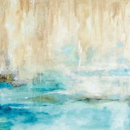 Through the Mist II Canvas Art - Carol Robinson (24 x 24)