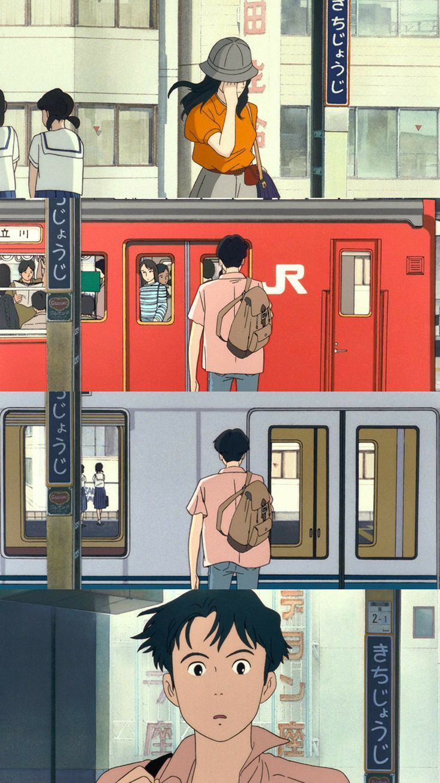 anime wallpaper ในปี 2020 สตูดิโอกิบลิ, วอลเปเปอร์