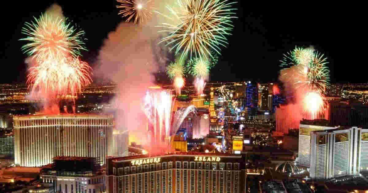 Las Vegas New Years Eve Vegas new years, Las vegas