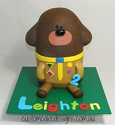 hey duggee cake 3d Google Search Cake inspo Pinterest Cake