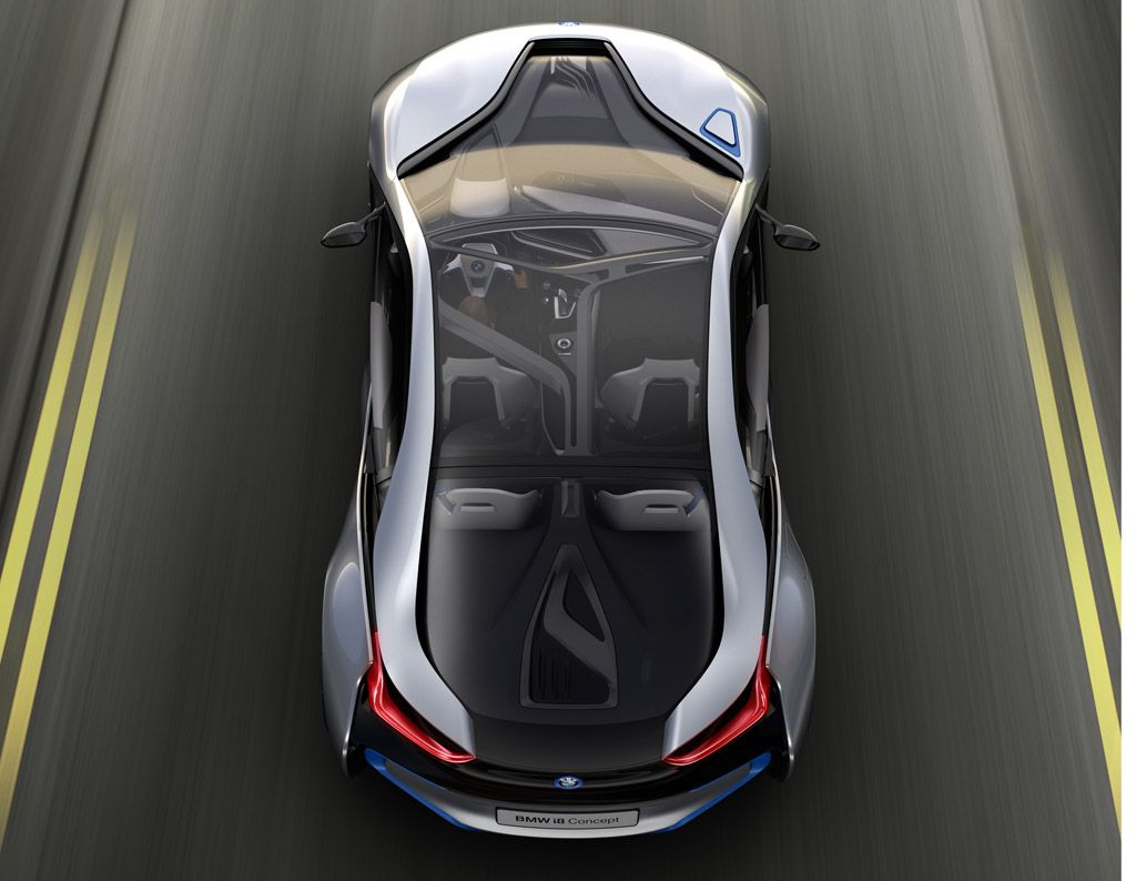 Bmw i8 concept car top view i likeeee pinterest bmw i8 bmw i8 concept car top view sciox Image collections
