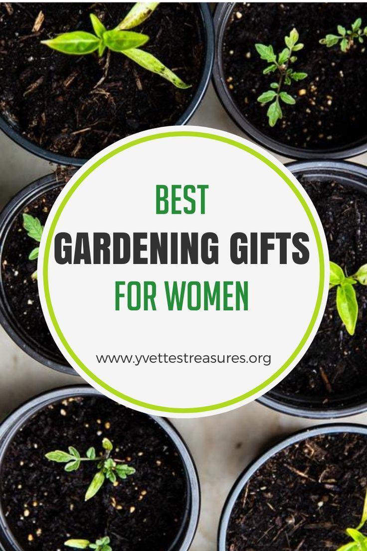 Best Gardening Gifts For Women