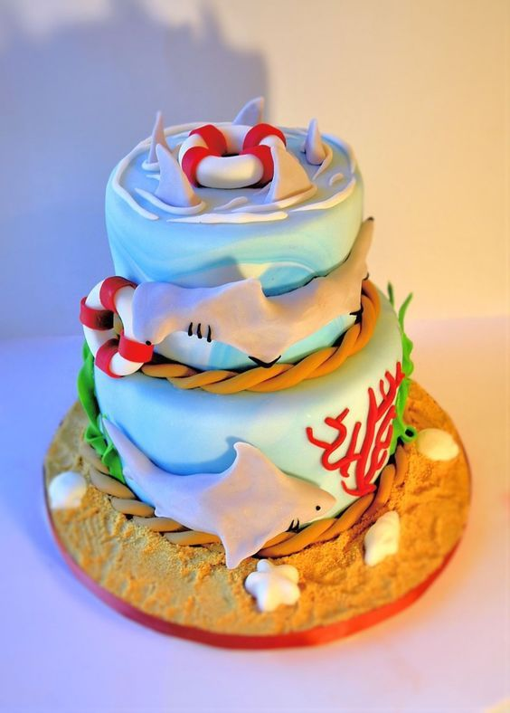 Pin by Dawn Puky on Shark Attack Pinterest Shark Birthdays and