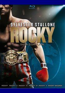 Rocky Saga Completa Bukermovies Saga Sylvester Stallone Sylvester