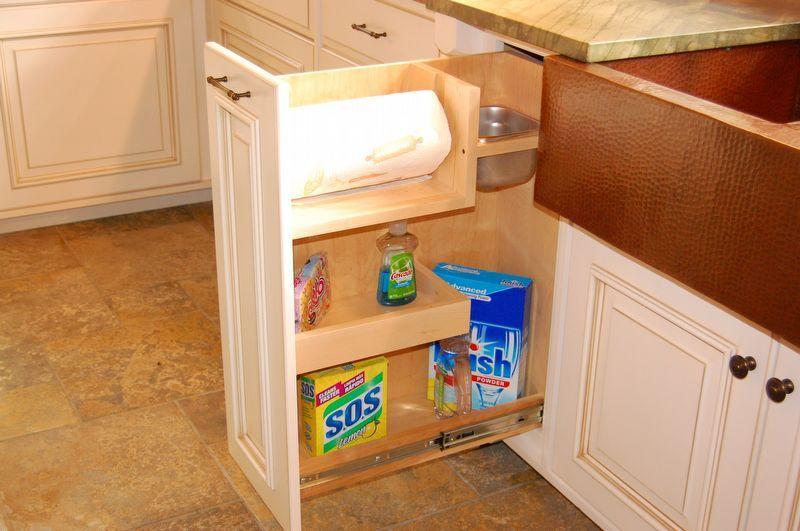 Amish Custom Kitchens Kitchen Sink Accessories Custom Kitchens Kitchen Cabinet Interior