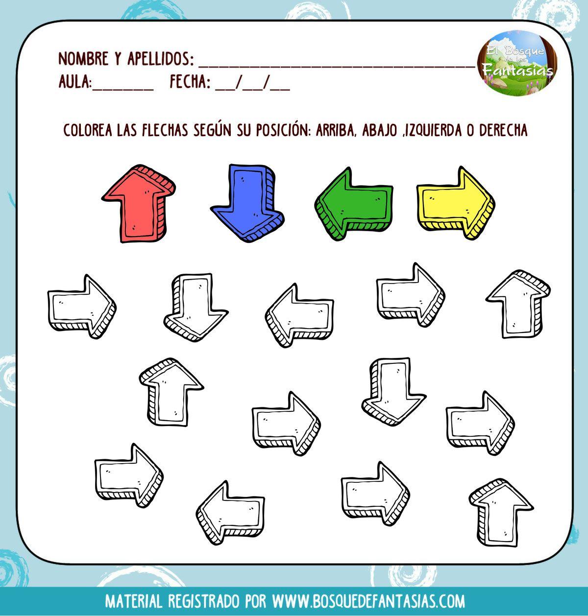 Fichas De Lateralidad Hoja 2 Juegos Infantiles Ejercicios De Lateralidad Actividades De Matematicas Preescolares Actividades De Aprendizaje Preescolares
