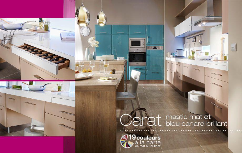 Cuisine Carat - *** (cuisines montées) - Lapeyre   home design ...