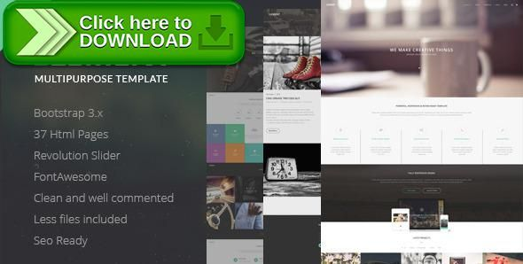 Html5 Template Tag free nulled element multipurpose html5 template