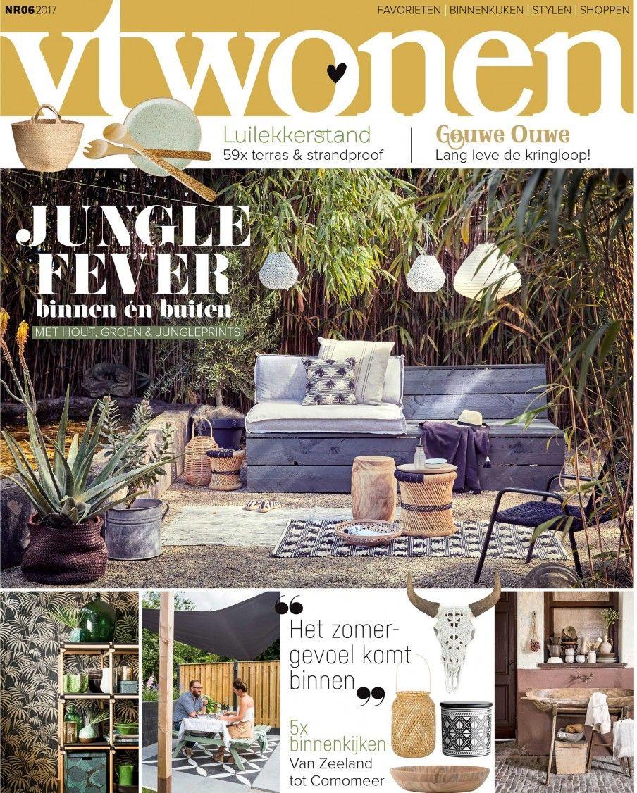 vtwonen magazine cover | nr. 06-2017