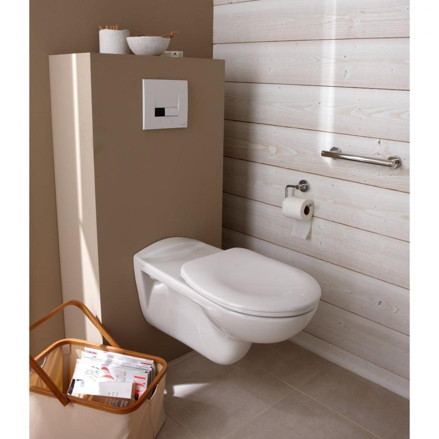 Quelle Couleur Pour Repeindre Les Toilettes Wc Suspendu Repeindre Toilettes Toilettes Sous Escalier