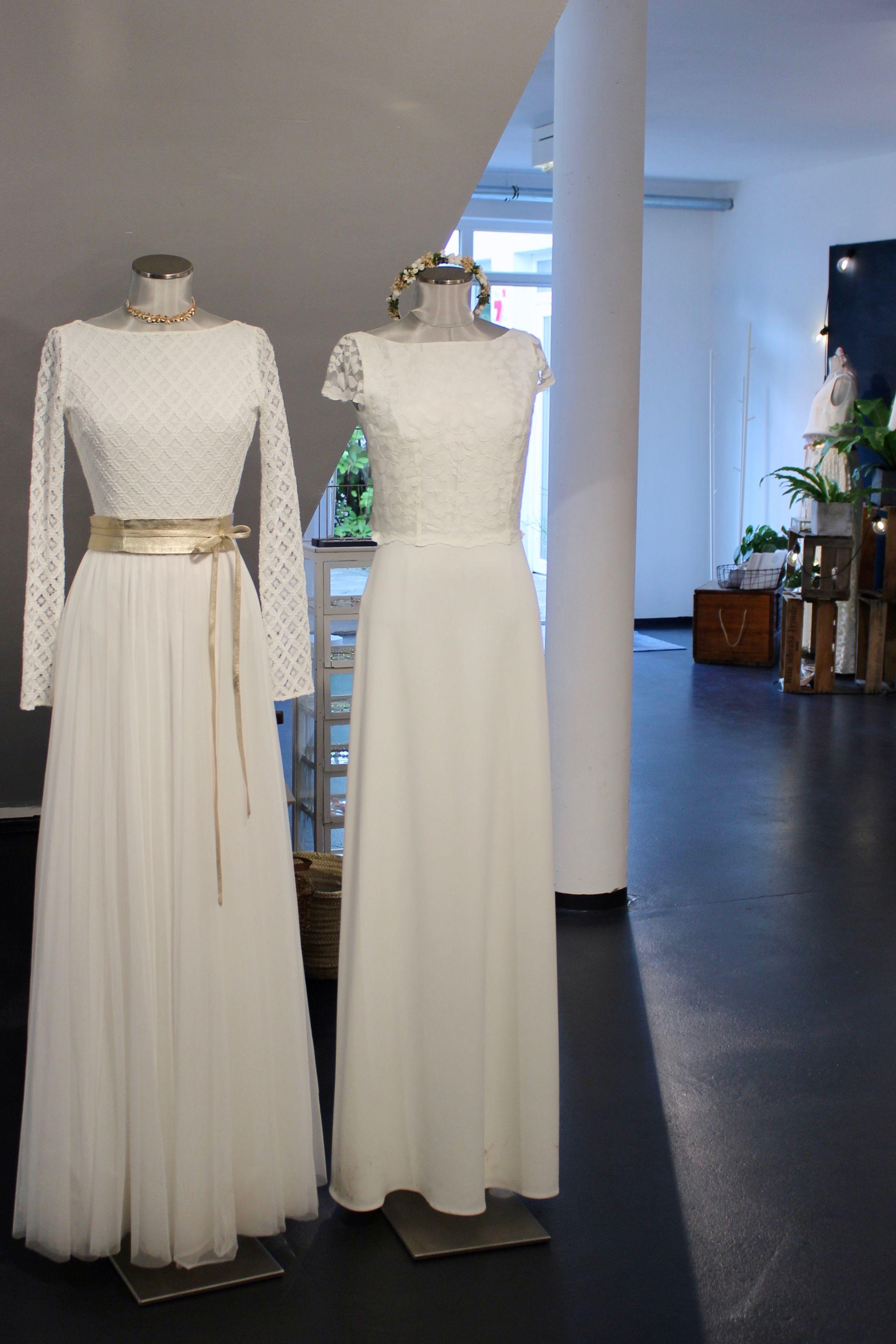 Moderne Brautkleider Und Zweiteiler Online Kaufen Kleider Hochzeit Braut Kleid Hochzeit Gast