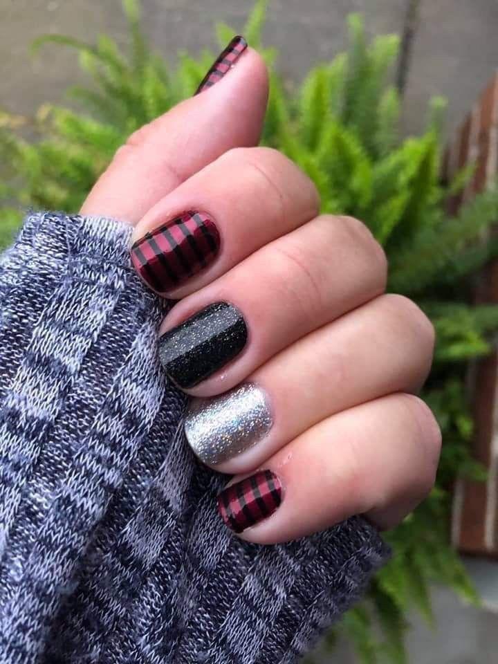 cat eye nails