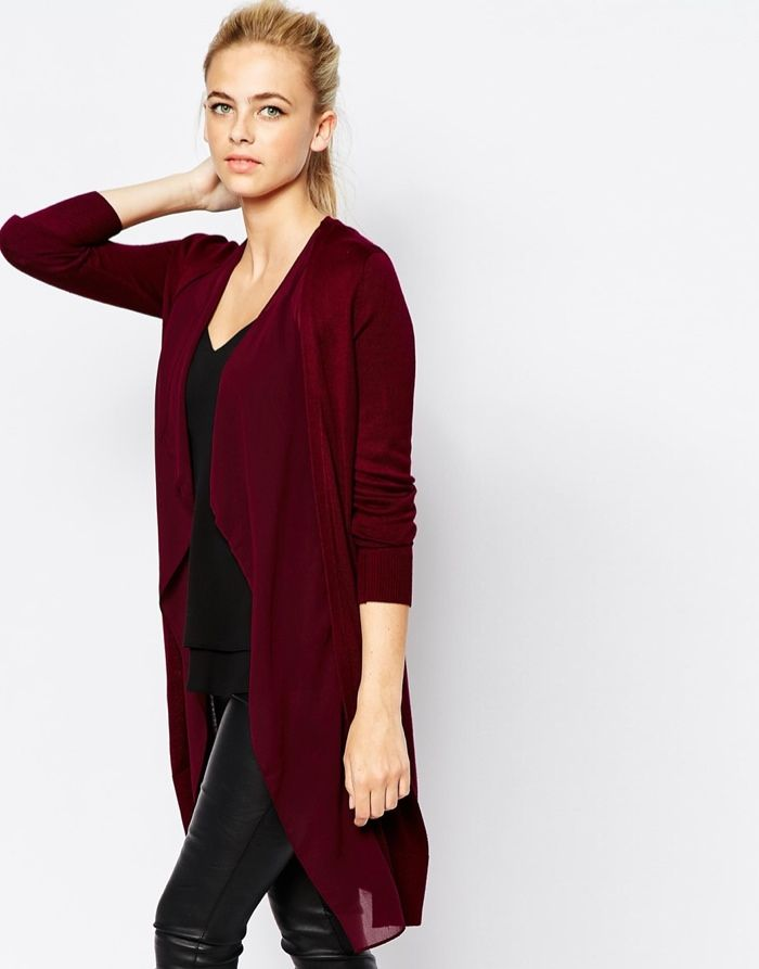 7 Long Cardigans for Fall 2015 | Long cardigan, Fall 2015 and Oasis