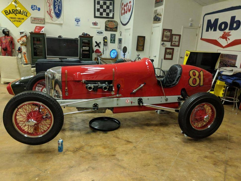 Hemmings Find Of The Day Circa 1930s Sprint Car Sprint Cars