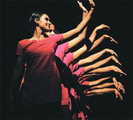 Kolkata Sanved has been using Dance Movement Therapy to enable victims of trafficking and sexual abuse to come to terms with their situation.
