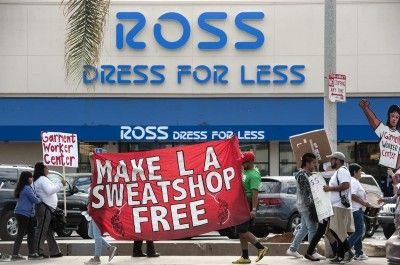 Why Southern California Is Called The Wage Theft Capital Of The Country The Orange County Register Ross Dresses Garment Manufacturing Garment Workers