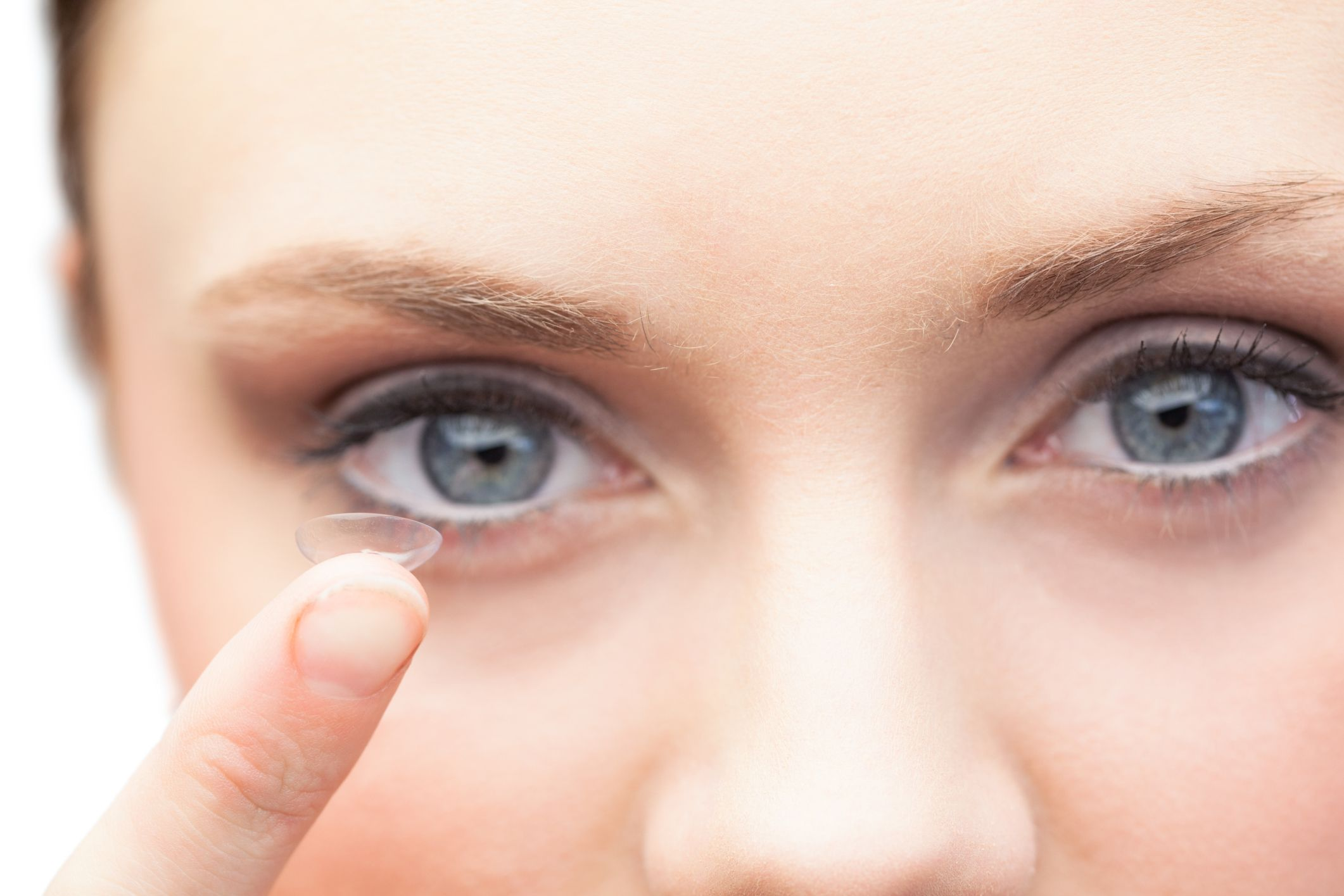 Take Your Contacts Out…Or Else You Might Go Blind - Read More at SpryLiving.com