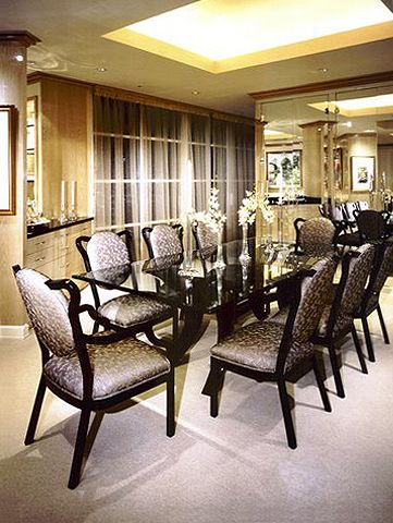 La Tour Residence Dining Room