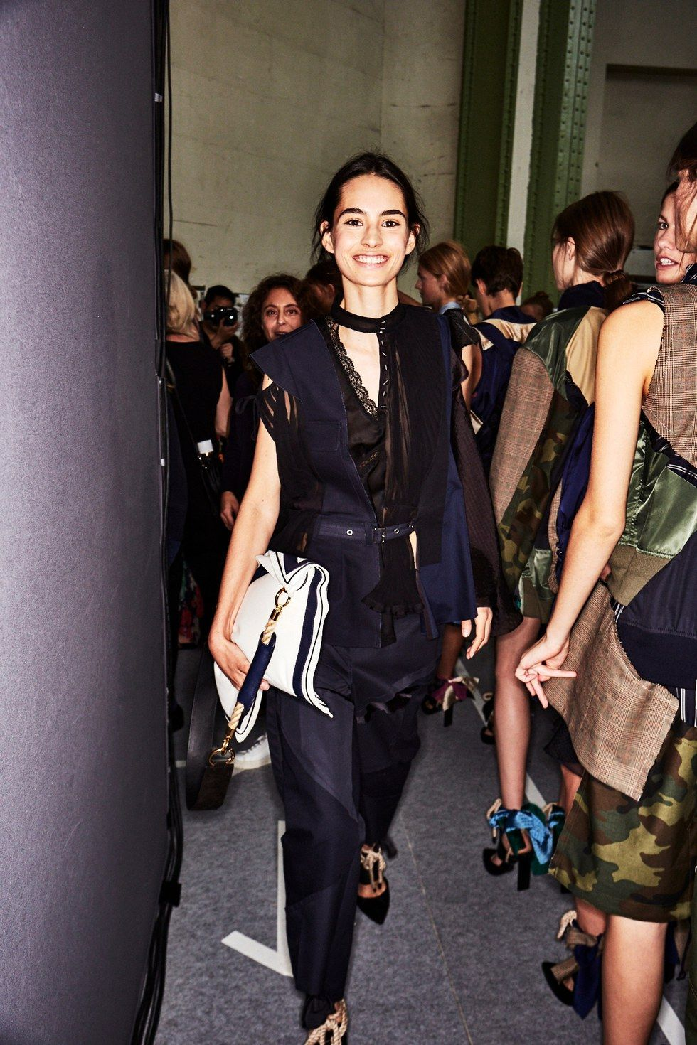 NY Fashion Week Backstage Day 6 - Of The Minute