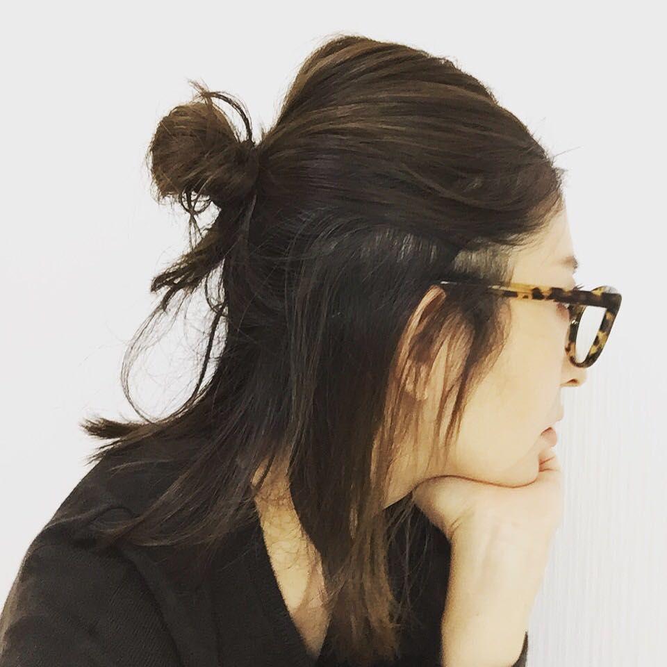 いいね 1 901件 コメント48件 Mayumiさん May Uuuu Mi のinstagramアカウント 髪を切ったからこそ出来るハーフアップ けっこうメンズっぽくなりますね ブログにヘアアレンジの説明をアップしてみました 描画のクオリテ Hair Color Hair Beauty