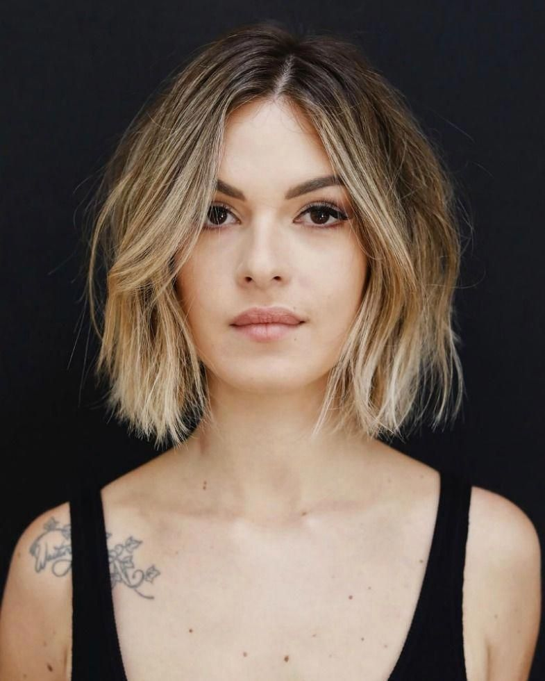 Try These Choppy Bob Haircuts for A New and Fresh Look