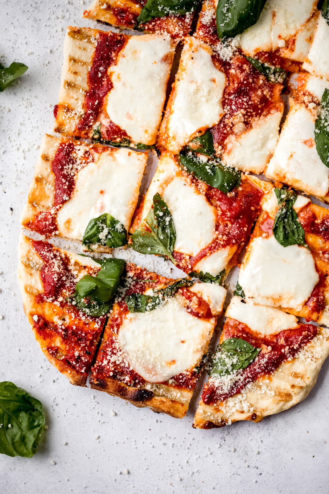 The Best Grilled Pizza Recipe Yum Grilled pizza