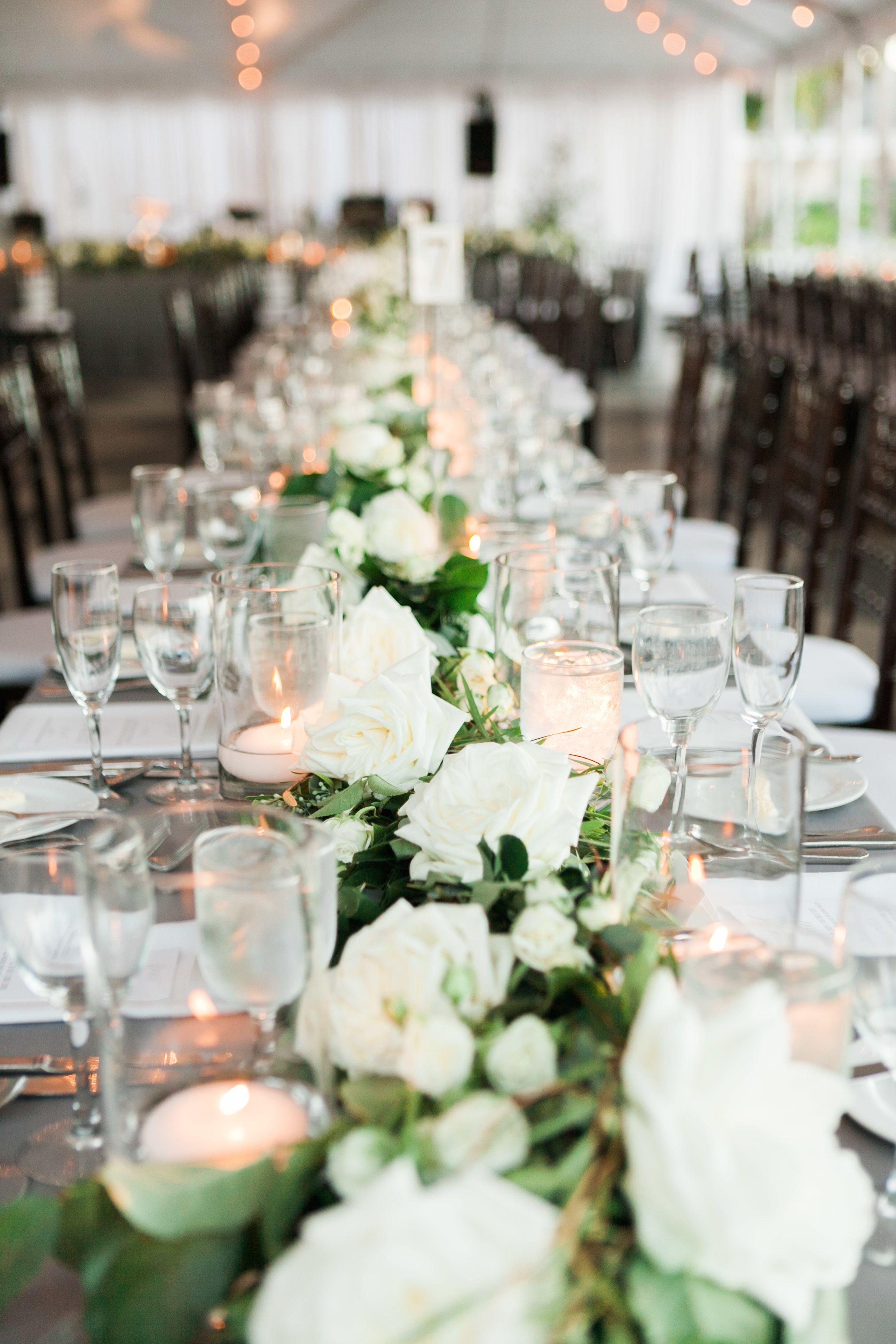 Yacht wedding decorations  Rustic and Elegant Tampa Yacht Club Wedding  Yacht club Wedding