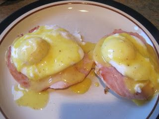 Eggs Benedict with Hollandaise Sauce | Boys and Beets