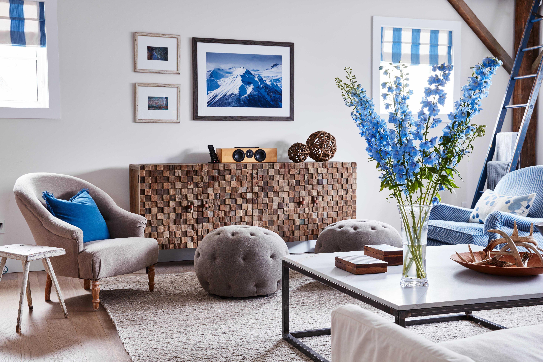 Sarah richardson 39 s off the grid family home playroom - Sarah richardson living room ideas ...