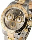 Rolex Daytona Chronograph Steel Mens Automatic Watch Box/Papers D 116523 #Rolex #Watch #rolexdaytona