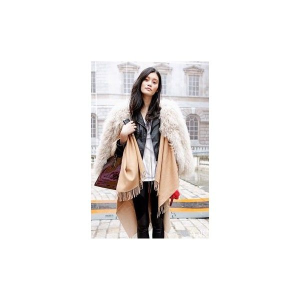 Photo ❤ liked on Polyvore featuring ming xi