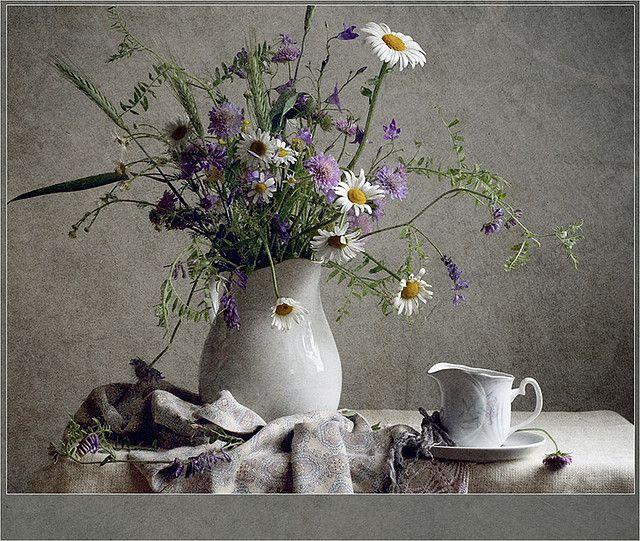 Martwa Natura Kwiaty I Natura
