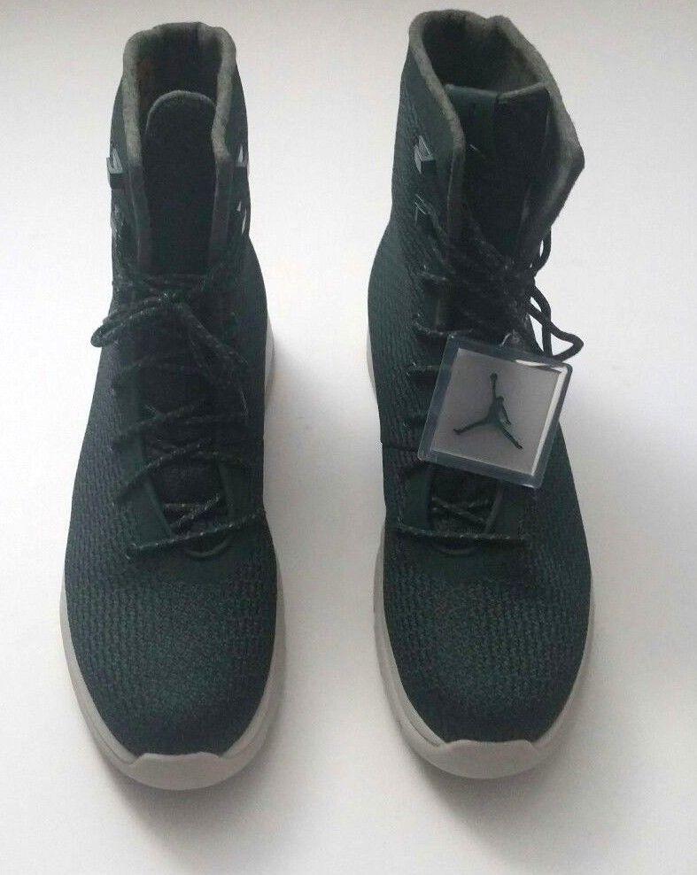 Jordan Men s 854554-300 Future Boots Waterproof Grove Green Bone Size 12   Jordan  Athletic fd9ea6a23