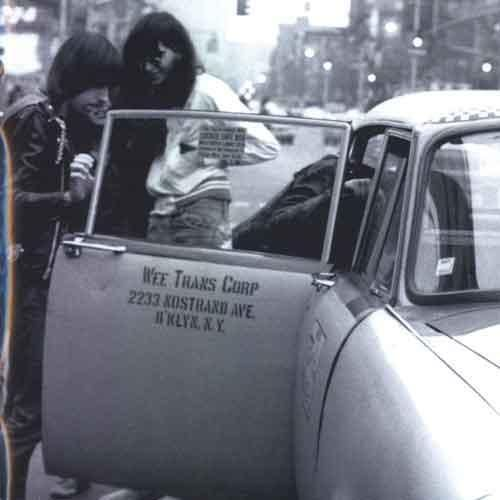 Johnny and Joey Ramone